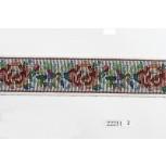"1"" Rose Tapestry"