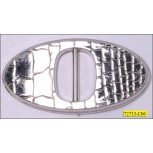 Buckle Oval Inner Diameter 1 1/4""